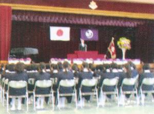 卒業を祝う会・謝恩会・クラス会
