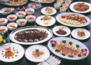 盛込料理 レディースコース